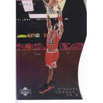 1997-98 Upper Deck Teammates Dc Michael Jordan Bulls
