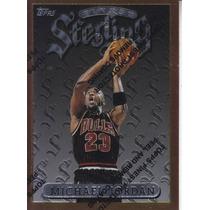 1996-97 Finest Bronze Sterling Michael Jordan Bulls