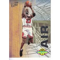 1993-94 Fleer Ultra Famous Nicknames Air Michael Jordan Chi