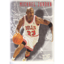 1996-97 Fleer Ultra Effort Michael Jordan Bulls