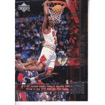 1997-98 Upper Deck Game Dated Michael Jordan Bulls