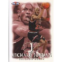 1998-99 Hoops Michael Jordan Bulls