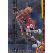 1998-99 Topps Finest Scottie Pippen Bulls