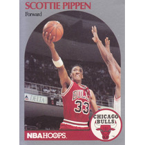 1990-91 Hoops Scottie Pippen Bulls