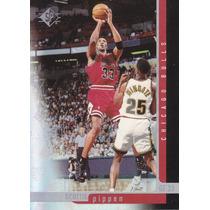 1996-97 Sp Scottie Pippen Bulls