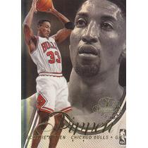1996-97 Flair Showcase Row 2 Scottie Pippen Bulls
