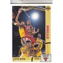 1991-92 Upper Deck Scottie Pippen Bulls