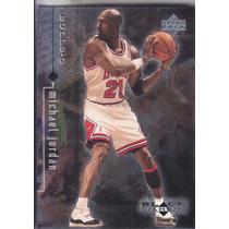 1998 Ud Black Diamond Michael Jordan Bulls #10