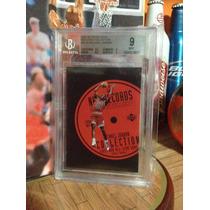 Michael Jordan Upper Deck Récords Collection 97-98 Vv4