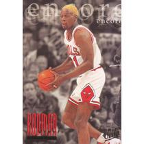 1995-96 Fleer Ultra Encore Dennis Rodman Bulls