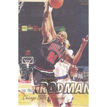 1997-98 Fleer Dennis Rodman Bulls