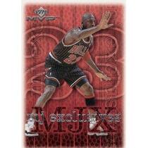 1999 00 Ud Mvp Mj Exclusives Michael Jordan Chicago Bulls
