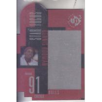 1996-97 Ud3 Star Focus Dennis Rodman Bulls