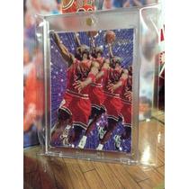Michael Jordan Tarjeta Flair 95-96