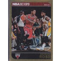 2014-15 Hoops Gold Derrick Rose Bulls