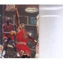 1998-99 Topps Gold Label Michael Jordan Bulls