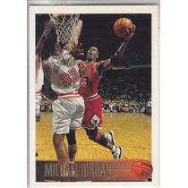 1996-97 Topps Michael Jordan Bulls