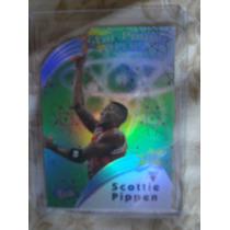 Tarjeta De Scottie Pippen Star Power Plus