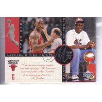 1996-97 Upper Deck Michael Jordan View Points Bulls #10