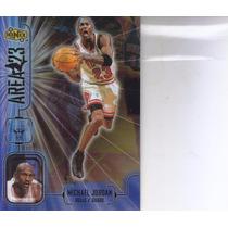 1998-99 Ud Ionix Area 23 Michael Jordan Bulls #10