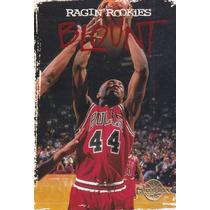 1994-95 Skybox Ragin´rookies Corie Blount Bulls