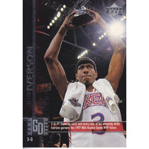1997-98 Upper Deck Game Dated Allen Iverson Sixers