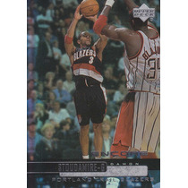 1999-00 Upper Deck Encore Damon Stoudamire Blazers