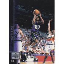 1997-98 Upper Deck Ray Allen Bucks