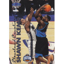 1999-00 Fleer Tradition Shawn Kemp Cavs