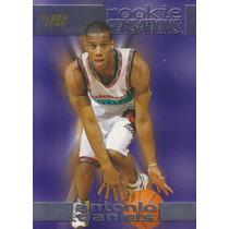 1997-98 Fleer Rookie Sensations Antonio Daniels Grizzlies