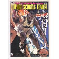 1993-94 Topps Gold Scoring Leader Larry Johnson Hornets