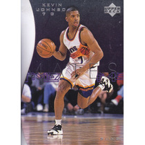 1997-98 Upper Deck Teammates Dc Kevin Johnson Suns
