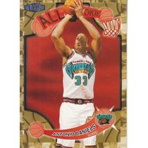 1997-98 Fleer Ultra All Rookie Antonio Daniels Grizzlies