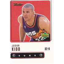 1999-00 Upper Deck Retro Jason Kidd Suns