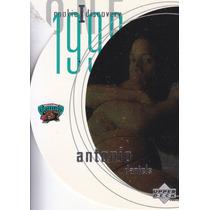 1997-98 Upper Deck Rookie Discovery 1 Antonio Daniels Grizz