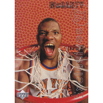 1996-97 Upper Deck Rookie Exclusives Walter Mccarty Knicks