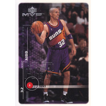 1999-00 Upper Deck Mvp Jason Kidd Suns