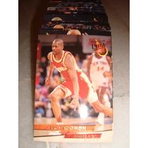 Set De Tarjetas Basketball Nba Fleer Ultra 93-94 Rm4
