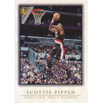 1999-00 Topps Gallery Scottie Pippen Tblazers