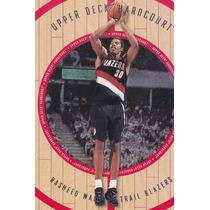 1998 Upper Deck Hardcourt Rasheed Wallace Blazers