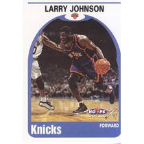 1999-00 Hoops Decade Larry Johnson Ny Knicks