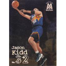 1998-99 Skybox Molten Metal Jason Kidd Suns