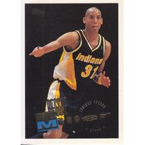 1995-96 Topps Reggie Miller Pacers