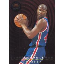 1993-94 Skybox Premium Derrick Coleman Kenny Anderson Nets