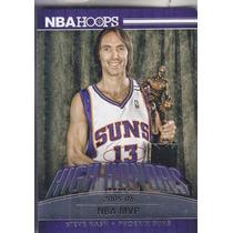 2014-15 Hoops High Honros Nba Mvp Steve Nash Suns
