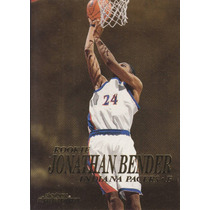1999-00 Skybox Dominion Rookie Jonathan Bender Pacers