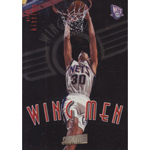 1998-99 Stadium Club Wing Men Kerry Kittles Nets