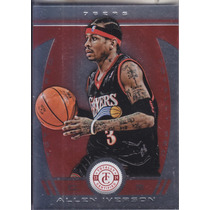 2013-14 Totally Certified Red Allen Iverson Sixers /99