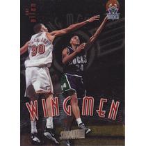 1998-99 Stadium Club Wing Men Ray Allen Bucks