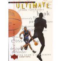 1997-98 Upper Deck Ultimates Terrell Brandon Cavaliers